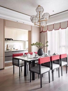 中式風格餐廳圖片 中式風格餐廳裝修 中式餐廳圖片