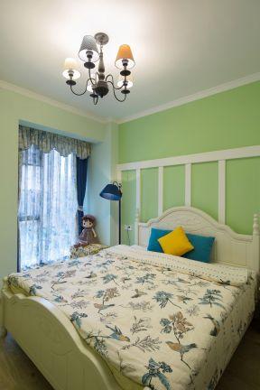 兒童房裝修設計大全 兒童房裝修設計效果 兒童房綠色裝修效果圖