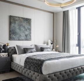 235平現代復式樓臥室裝修設計效果圖片-每日推薦