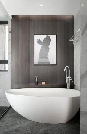 卫生间浴缸设计图片 卫生间浴缸装修效果图