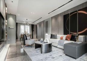 客廳沙發效果 客廳沙發圖片 樣板房客廳裝修效果圖