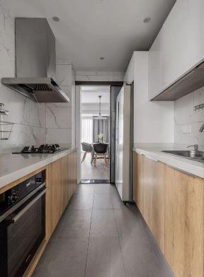 現代廚房裝修設計圖 現代廚房裝修效果圖大全 現代廚房效果圖