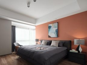 現代臥室背景墻圖片 現代臥室背景墻裝修效果圖 現代臥室裝潢