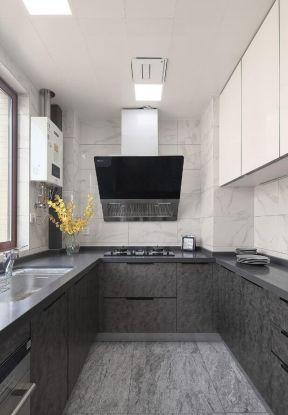 現代廚房裝修效果圖大全 現代廚房設計圖 現代廚房裝飾