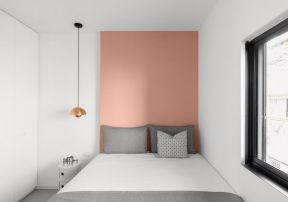 臥室背景墻裝修 臥室墻面裝修圖