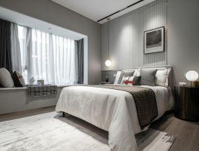 臥室飄窗設計圖片 臥室床頭造型效果圖