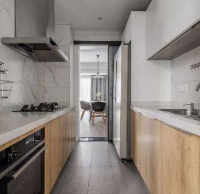 100平米簡約風格家裝廚房設計效果圖片-每日推薦