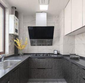 100平米現代風格廚房裝修設計圖片欣賞-每日推薦