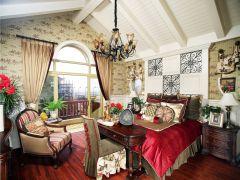 美式别墅装修布局特点,淬炼出家的温度!
