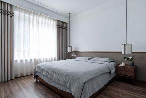 臥室木地板裝修效果圖 新中式臥室裝修效果圖大全