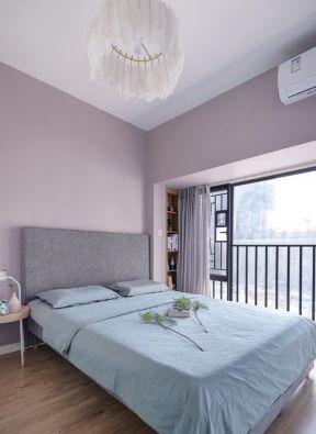 臥室粉色裝修效果圖 臥室壁紙裝修效果
