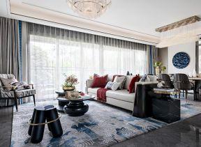 新中式客廳設計圖片 新中式客廳效果