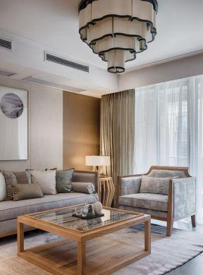 新中式客廳裝修效果圖大全 新中式客廳裝修設計