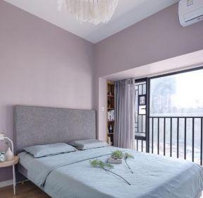 135平三室兩廳臥室壁紙裝修效果圖-每日推薦