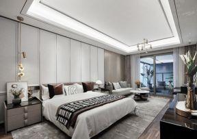 臥室吊頂裝修 臥室吊頂裝飾效果圖 輕奢臥室裝修效果圖