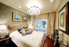 歐式臥室效果圖片 大戶型臥室裝修效果圖 大戶型臥室裝修圖