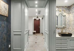 護墻板裝修設計圖片  歐式新房設計