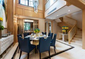歐式風格餐廳裝飾  歐式風格餐廳裝修圖片 歐式風格餐廳裝修