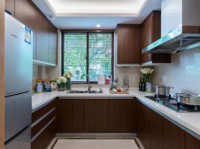 歐式廚房家裝設計 歐式廚房裝飾效果圖