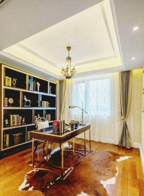 歐式書房裝飾圖片 歐式書房裝飾效果圖 歐式書房裝修設計圖 歐式書房裝修圖片