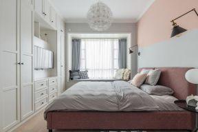 美式臥室裝修 美式臥室衣柜裝修效果圖
