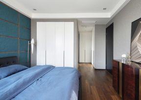白色衣柜設計效果圖 復式樓臥室裝修