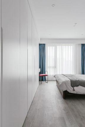 臥室衣柜設計效果 白色衣柜裝修效果圖大全
