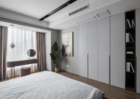 臥室衣柜款式  臥室衣柜設計效果 歐式衣柜裝修效果圖