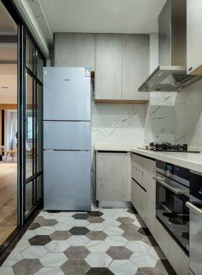 廚房櫥柜裝修 廚房櫥柜顏色