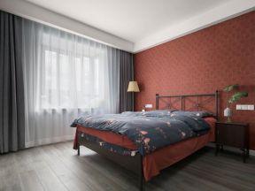 臥室窗簾裝修效果圖 臥室背景效果圖 臥室背景效果圖大全