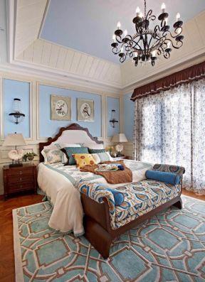 別墅臥室裝修圖片 別墅臥室裝修效果圖大全