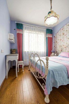 兒童房設計效果圖片 兒童房窗簾效果圖