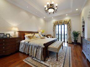 美式臥室裝修圖 美式臥室裝修效果圖大全圖片 美式臥室裝修效果圖片