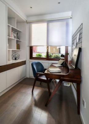 現代書房裝修效果圖 百葉簾圖片