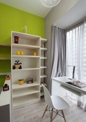 小戶型書房裝修效果圖 小戶型書房裝修設計圖 小戶型書房裝修圖
