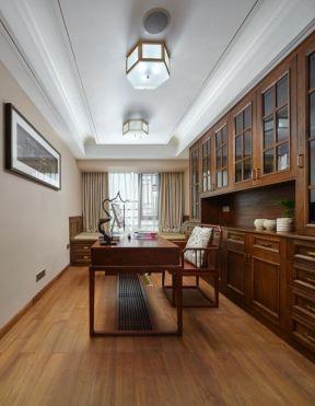 中式書房效果圖 中式書房裝飾 中式書房裝修風格