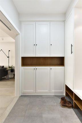 鞋柜設計圖片大全 鞋柜設計裝修 北歐風格鞋柜圖片