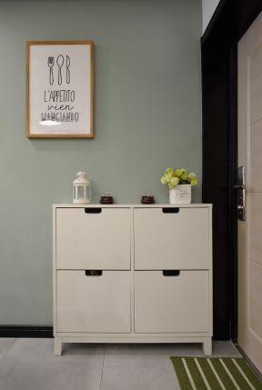 鞋柜設計圖片大全 北歐鞋柜設計
