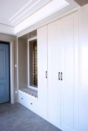 鞋柜設計風格 鞋柜設計裝修 鞋柜設計效果圖片 簡約鞋柜圖片