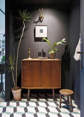 鞋柜設計圖片大全 鞋柜設計裝修 實木鞋柜裝修效果圖