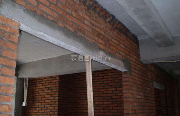 新砌門頭施工