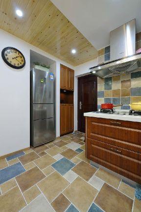 廚房吊頂裝修效果圖 家庭廚房裝潢效果圖