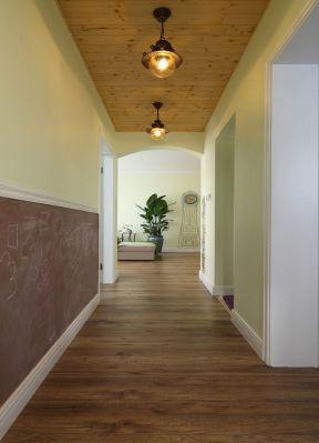 走廊吊頂裝飾 走廊吊頂圖 走廊吊頂燈效果圖
