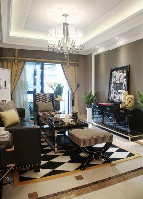 新古典客廳家具 新古典客廳效果圖 新古典客廳裝修圖 新古典客廳裝修效果圖欣賞