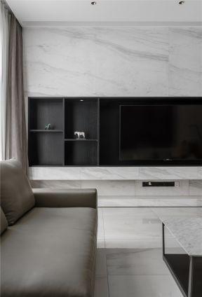 簡約電視背景墻效果圖片 簡約電視背景墻裝潢設計 簡約電視背景墻效果