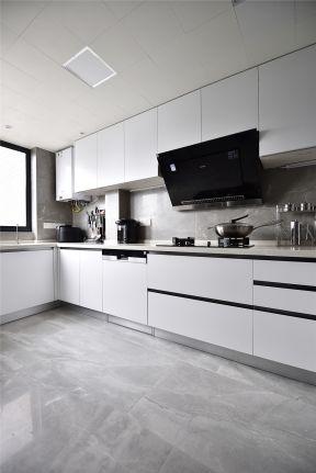 廚房天花板圖片 大戶型廚房裝修效果圖