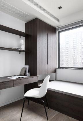書房臥室一體效果圖 書房臥室一體裝修效果圖