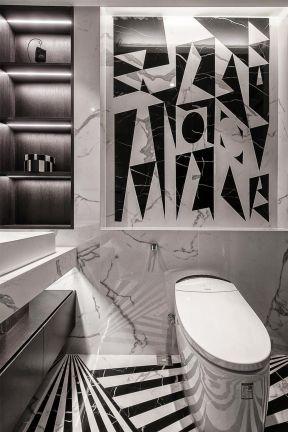 衛生間墻面瓷磚貼圖 衛生間墻面效果圖