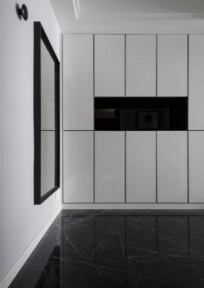 簡約玄關柜 玄關柜子設計圖片