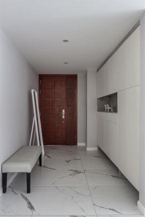 玄關柜設計 簡約風格玄關柜